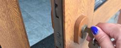 Merton locks change