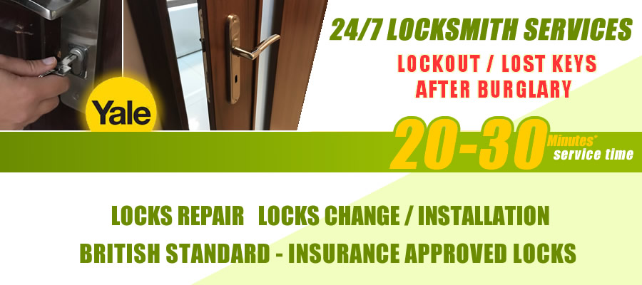 Colliers Wood locksmith services